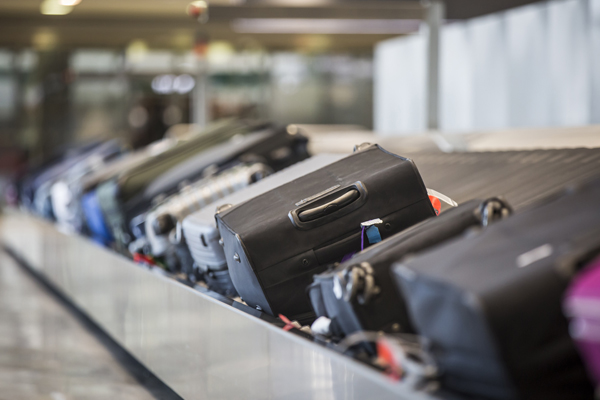 Airport Luggage Tracking with RAIN RFID Technology