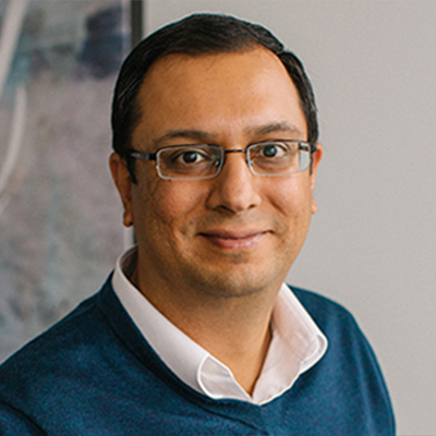 Photo of Hussein Mecklai, Executive Vice President of Engineering at Impinj
