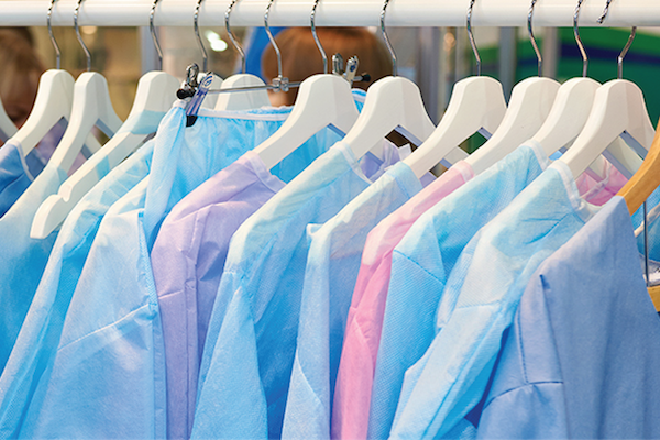 clothing-rack-with-scrubs