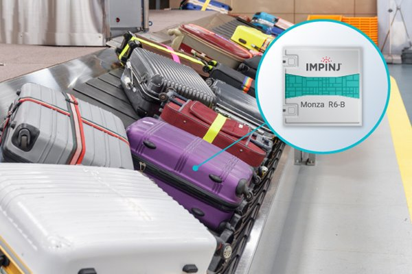 MR6-B in baggage tracking image